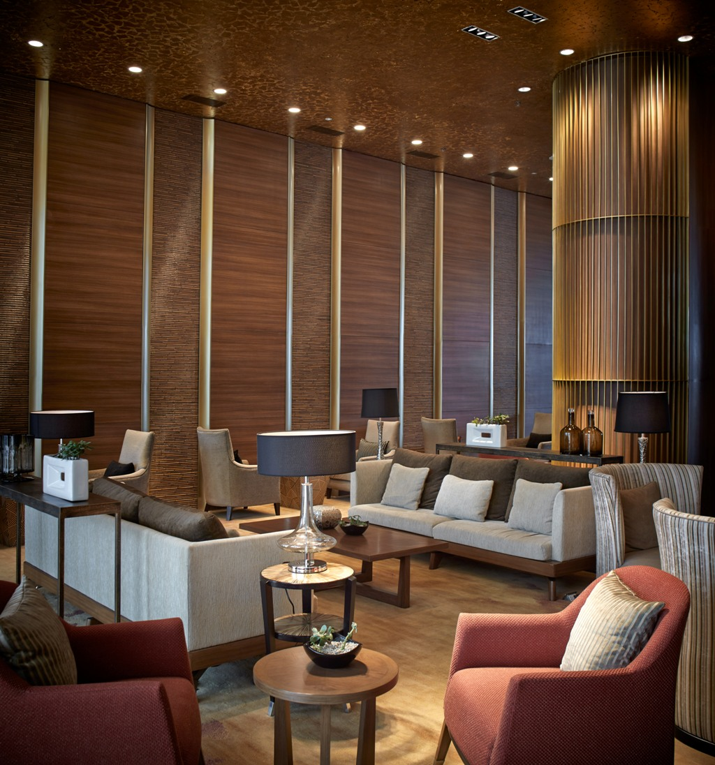 Residents' Lounge at One Shangri-La Place